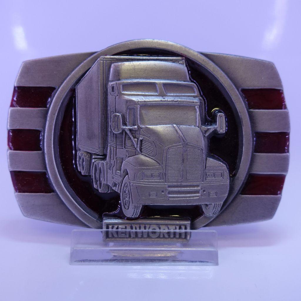 Kenworth buckle