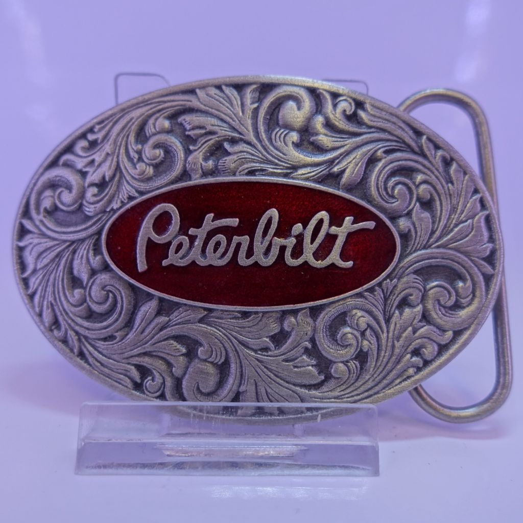 Peterbilt buckle